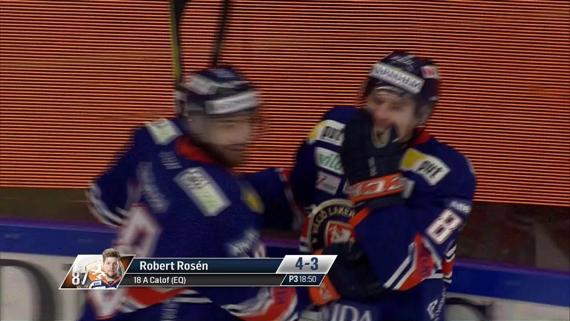 Växjö Lakers - Djurgården Hockey 4-3