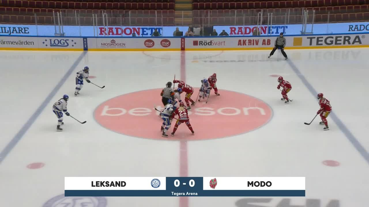Highlights: Leksand-Modo 26 sept
