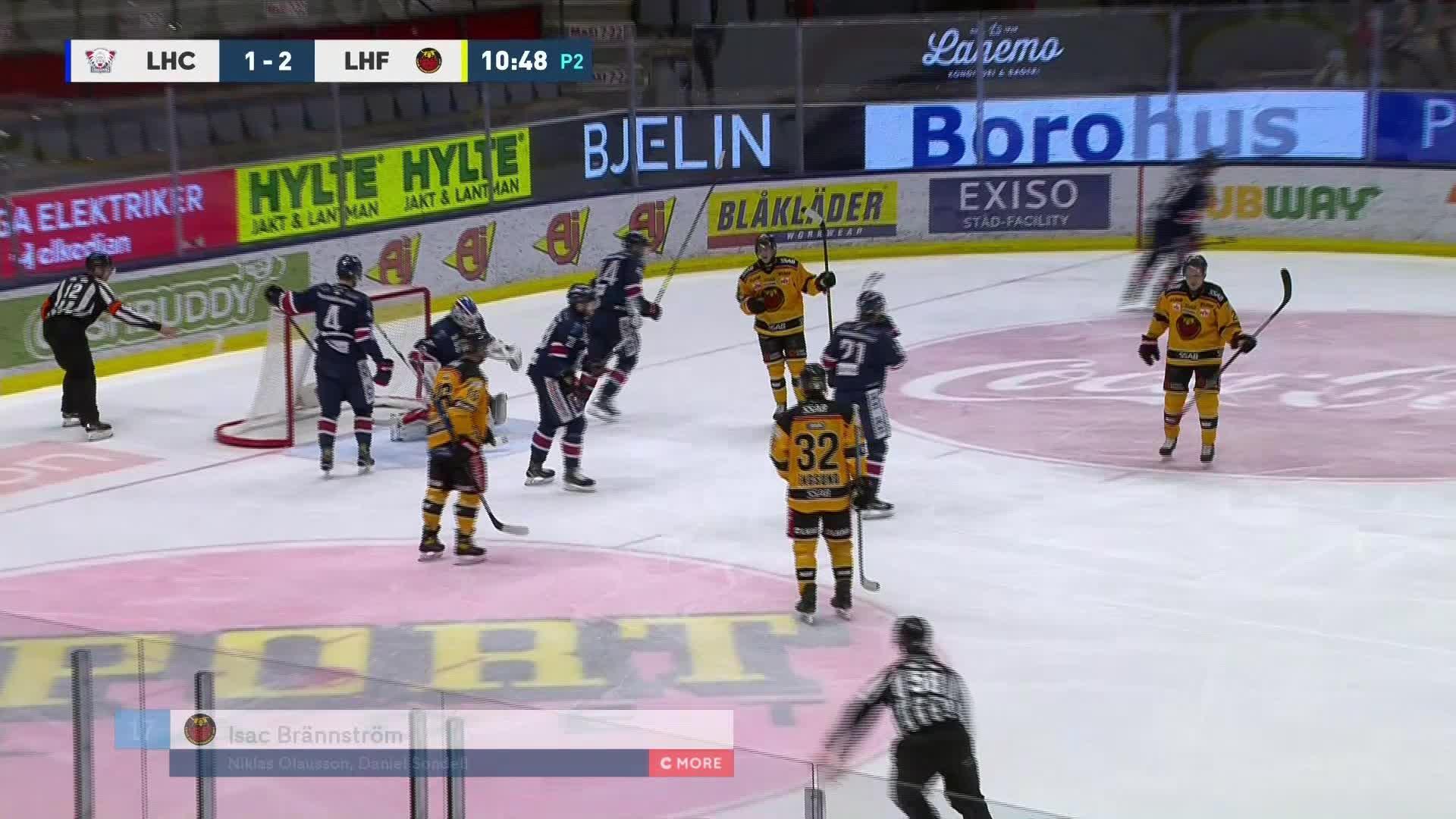 Linköping HC - Luleå Hockey 1-3