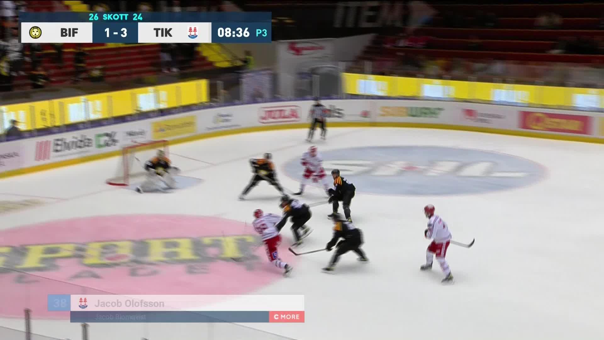 Brynäs IF -  1-4