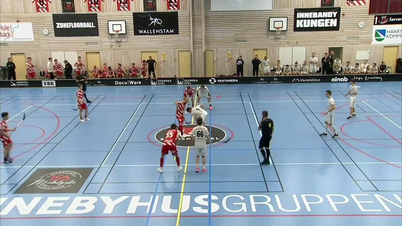 Highlights Pixbo-Linköping 8 mars