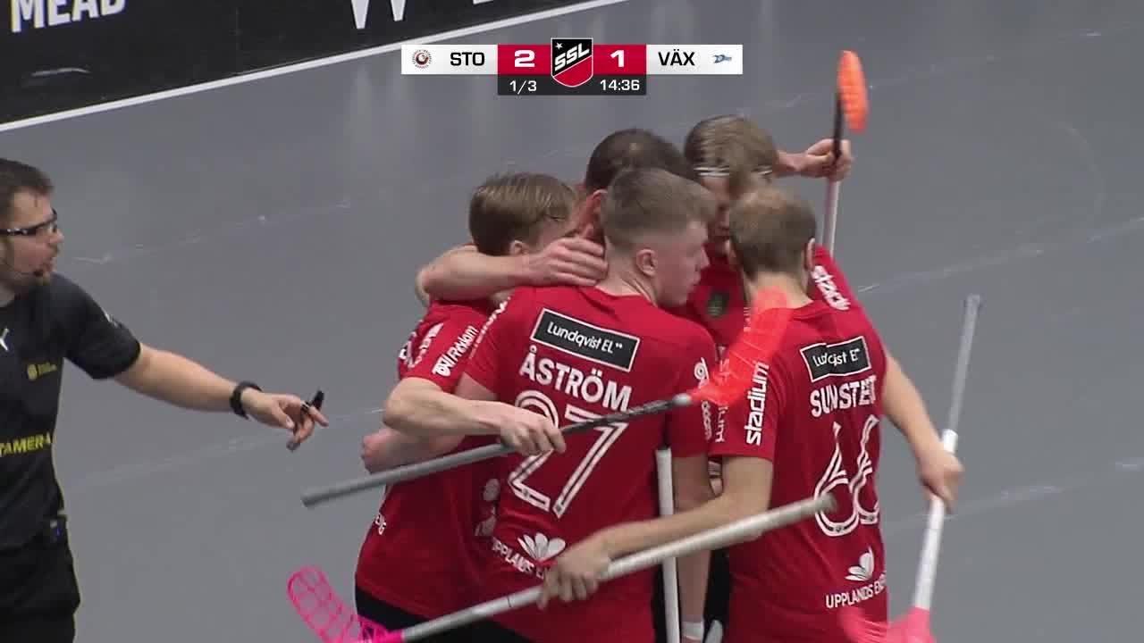 Highlights: Storvreta IBK-Växjö Vipers
