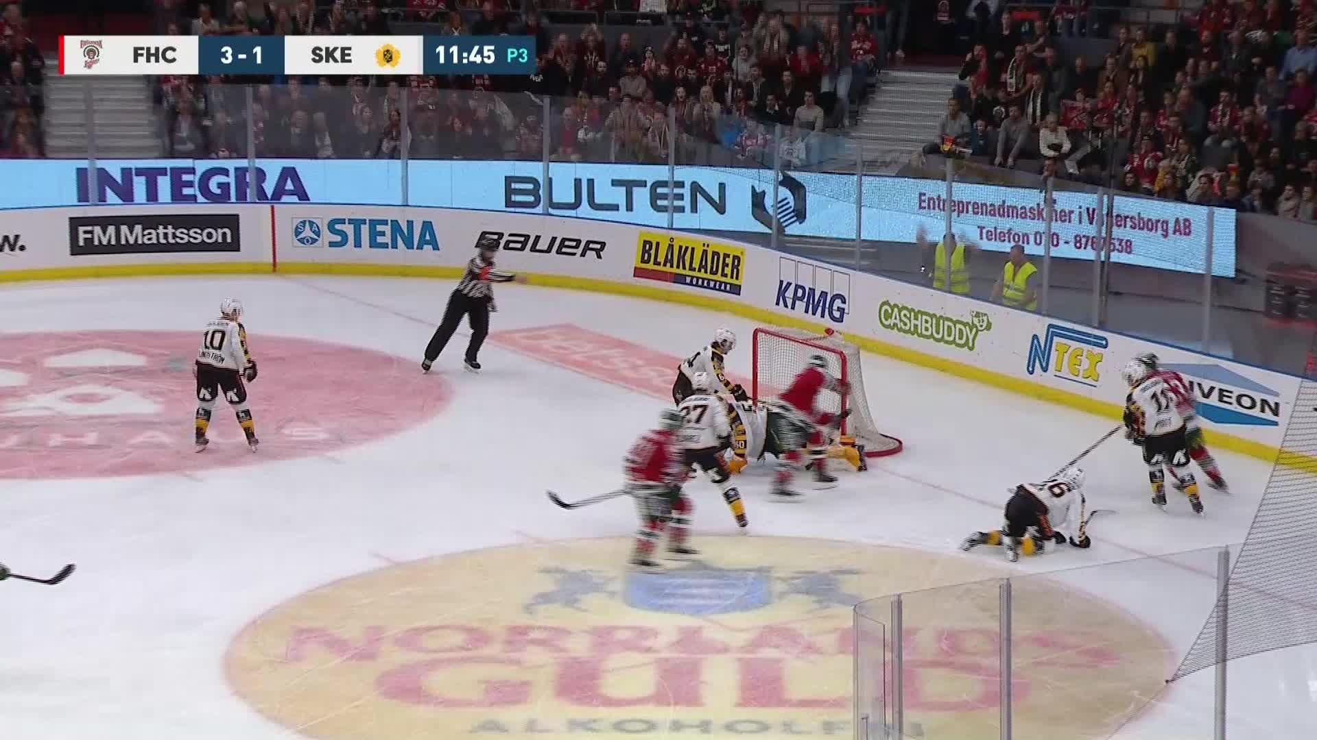 Frölunda HC - Skellefteå AIK 4-1