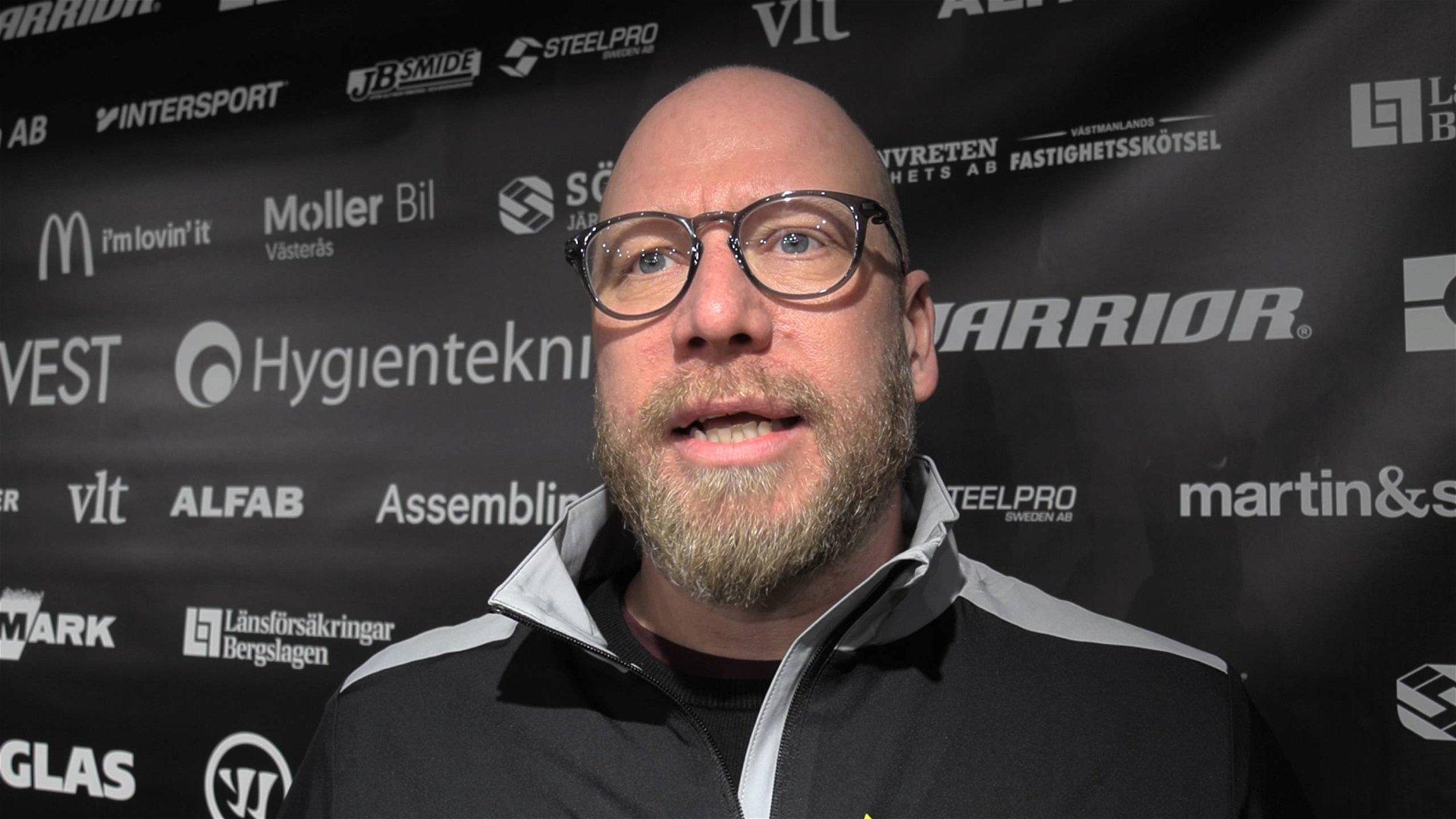 Uppdatering med Zetterberg