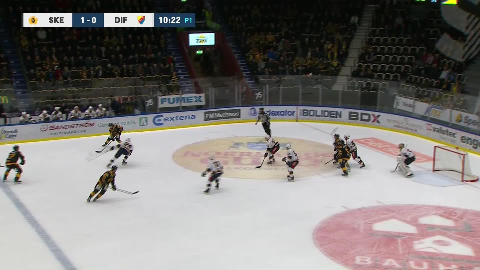 Skellefteå AIK - Djurgården Hockey 2-0