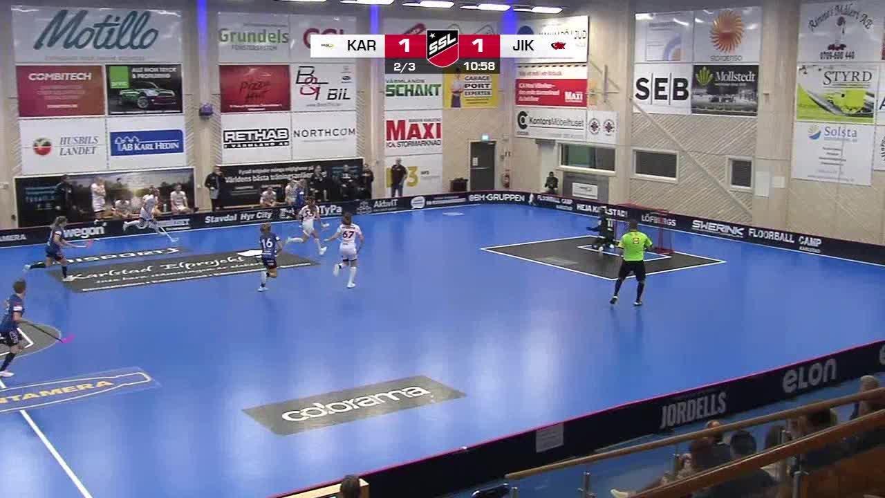 Highlights: Karlstad Innebandy-Jönköpings IK