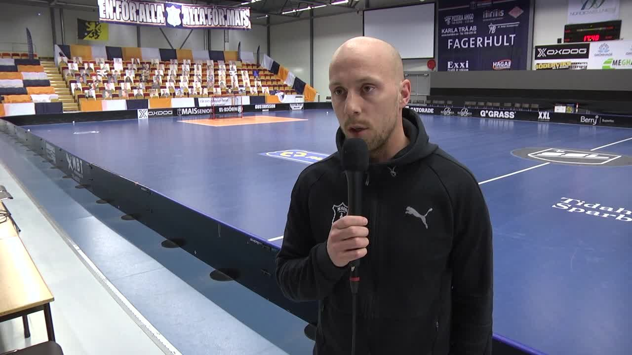 Intervju med Alexander Bergström inför Semifinal 5