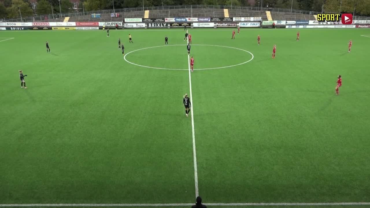 Highlights: Kopparbergs/Gbg - KIF Örebro 17 okt