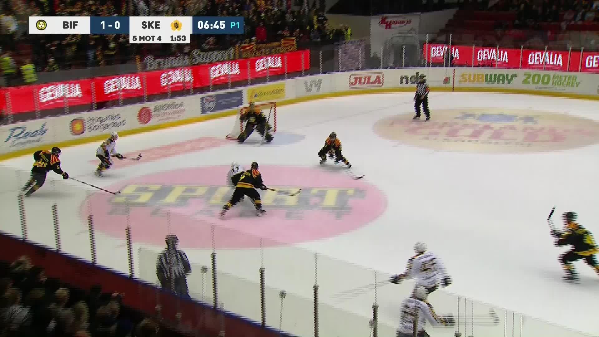 Brynäs IF - Skellefteå AIK 1-1
