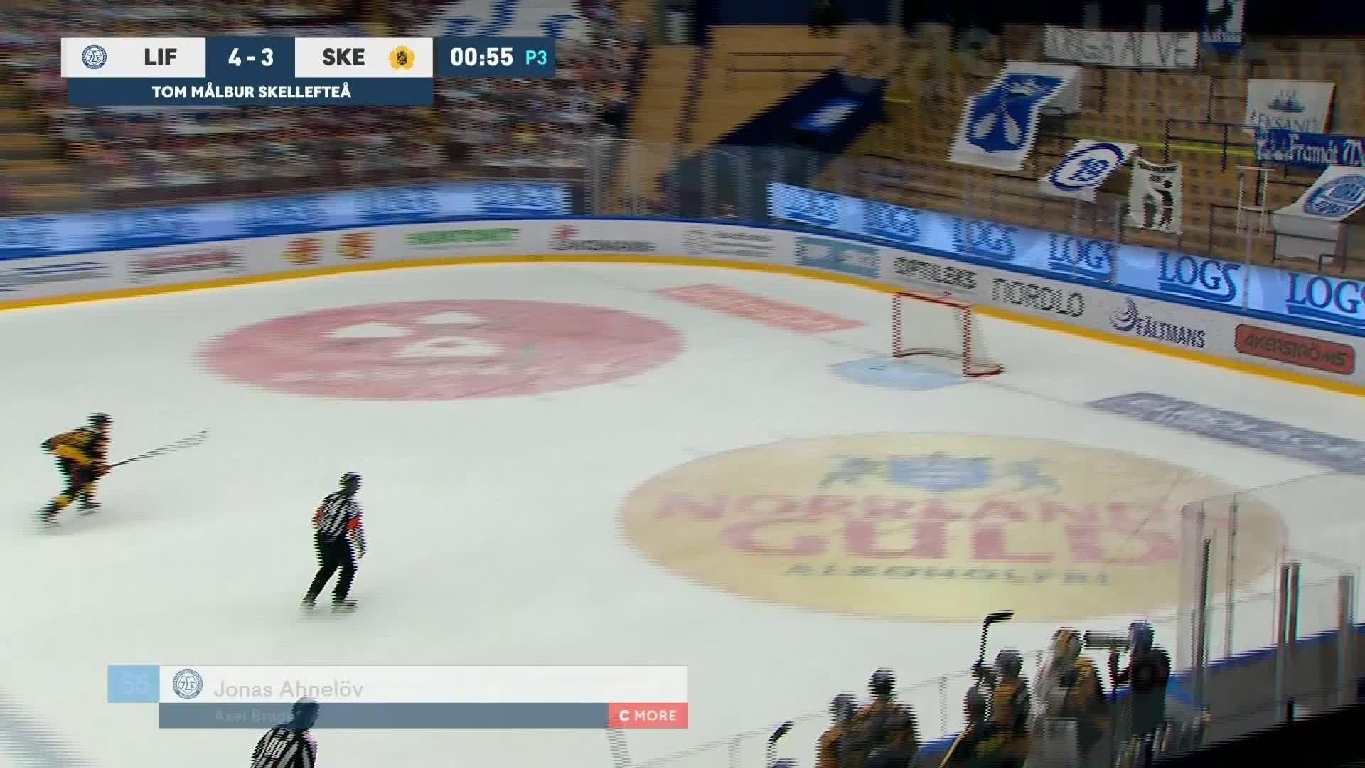Leksands IF - Skellefteå AIK 5-3