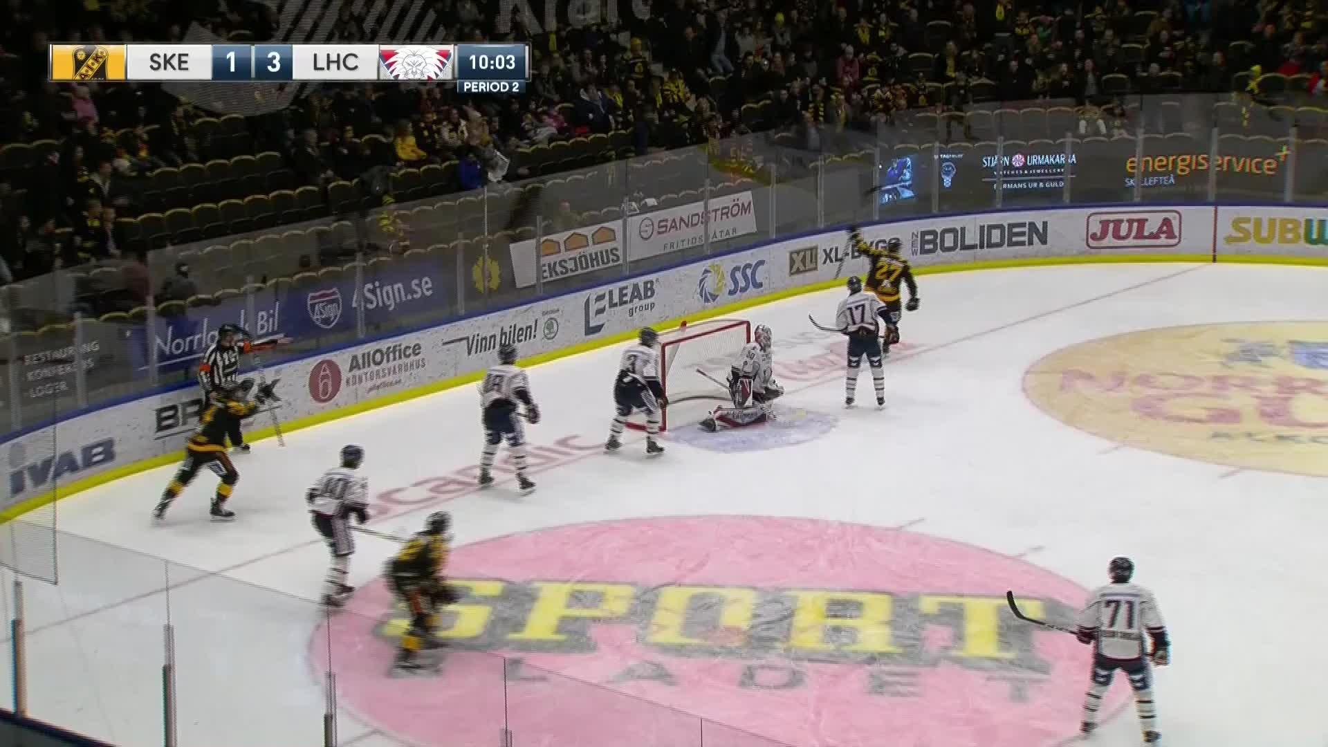 Skellefteå AIK - Linköping HC 2-3