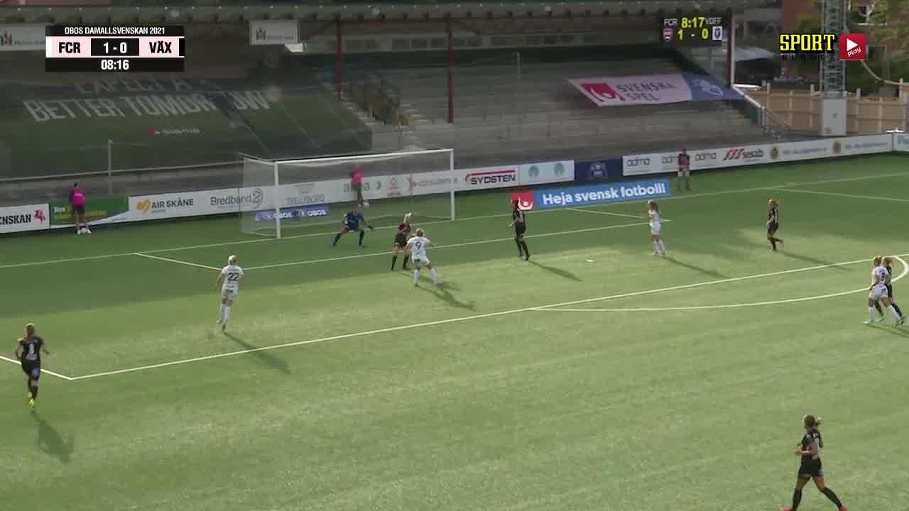 Highlights: Rosengård-Växjö