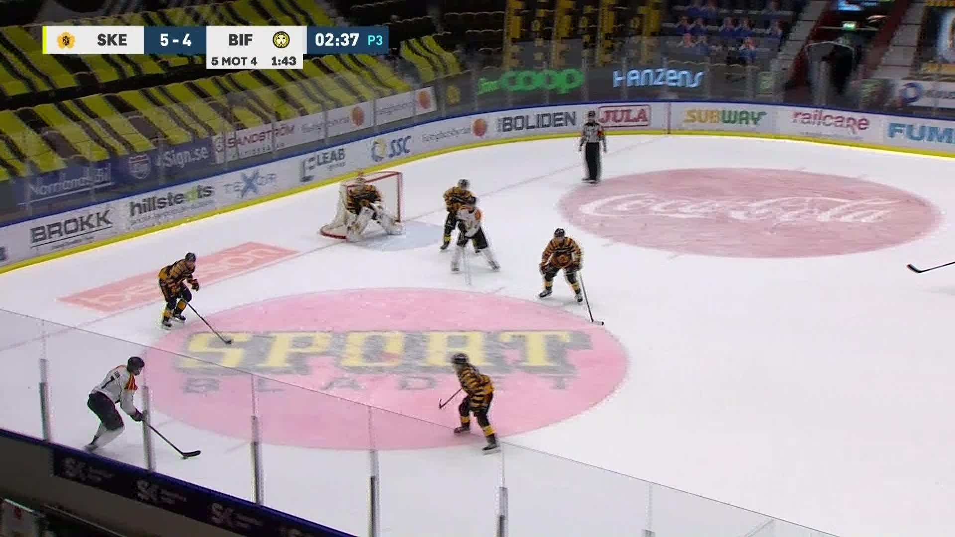 Skellefteå AIK - Brynäs IF 5-5