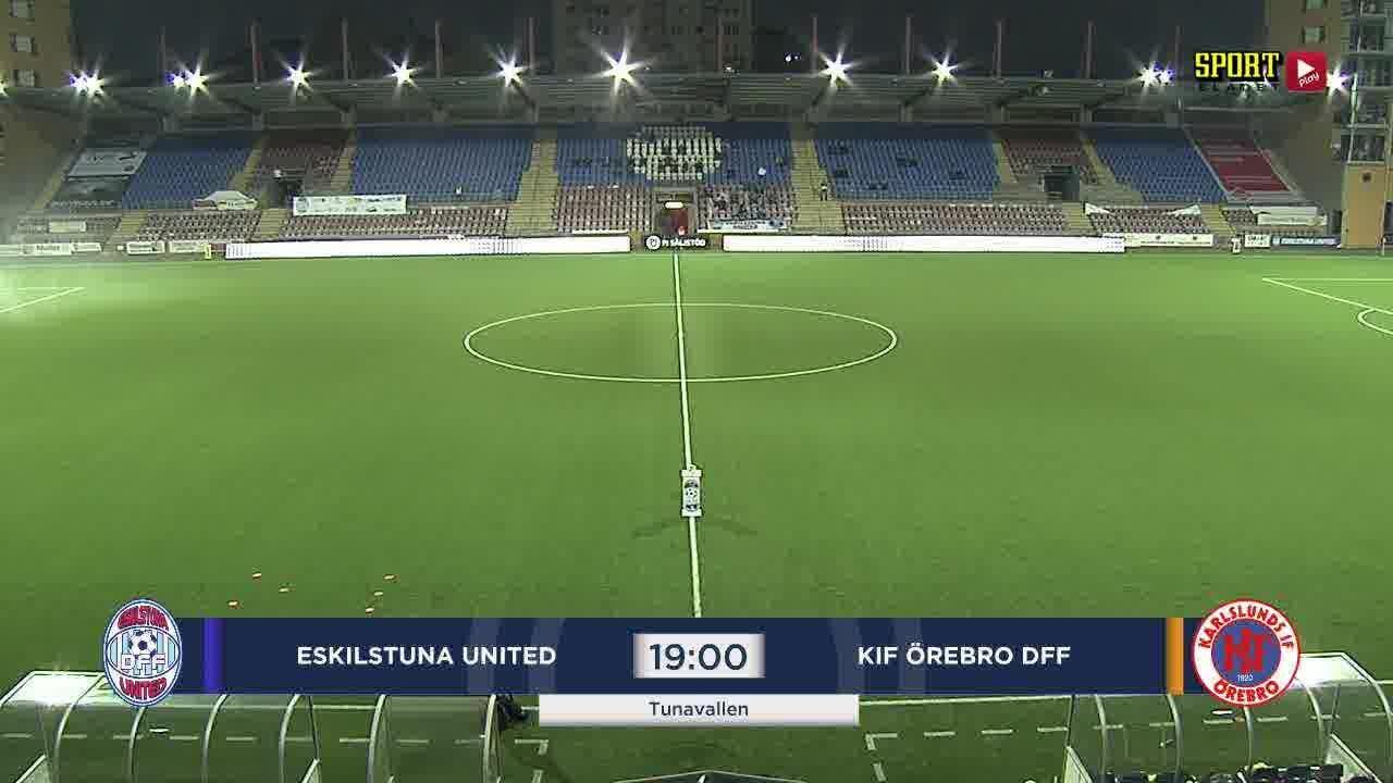 Highlights: Eskilstuna - KIF Örebro 28 sept