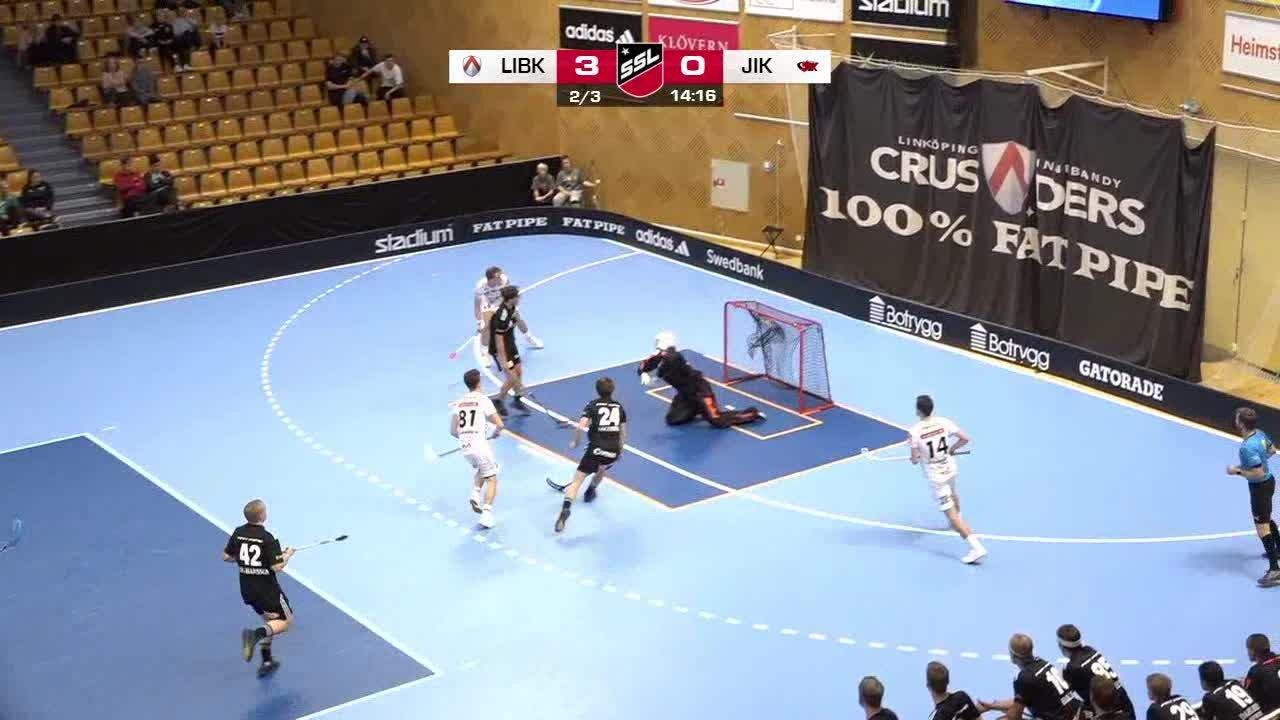 Highlights: Linköping Innebandy-Jönköpings IK