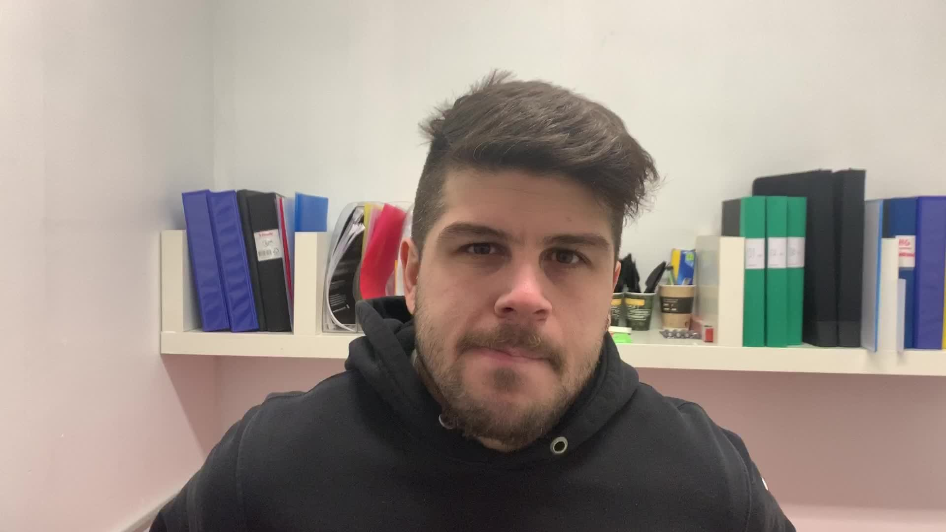 Serhan Cicek efter Lidingö