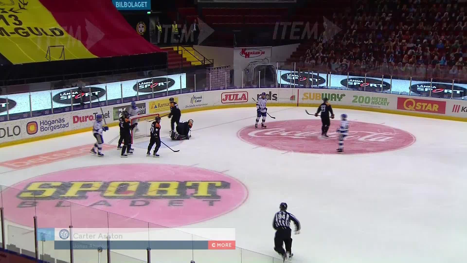 Brynäs IF - Leksands IF 0-1