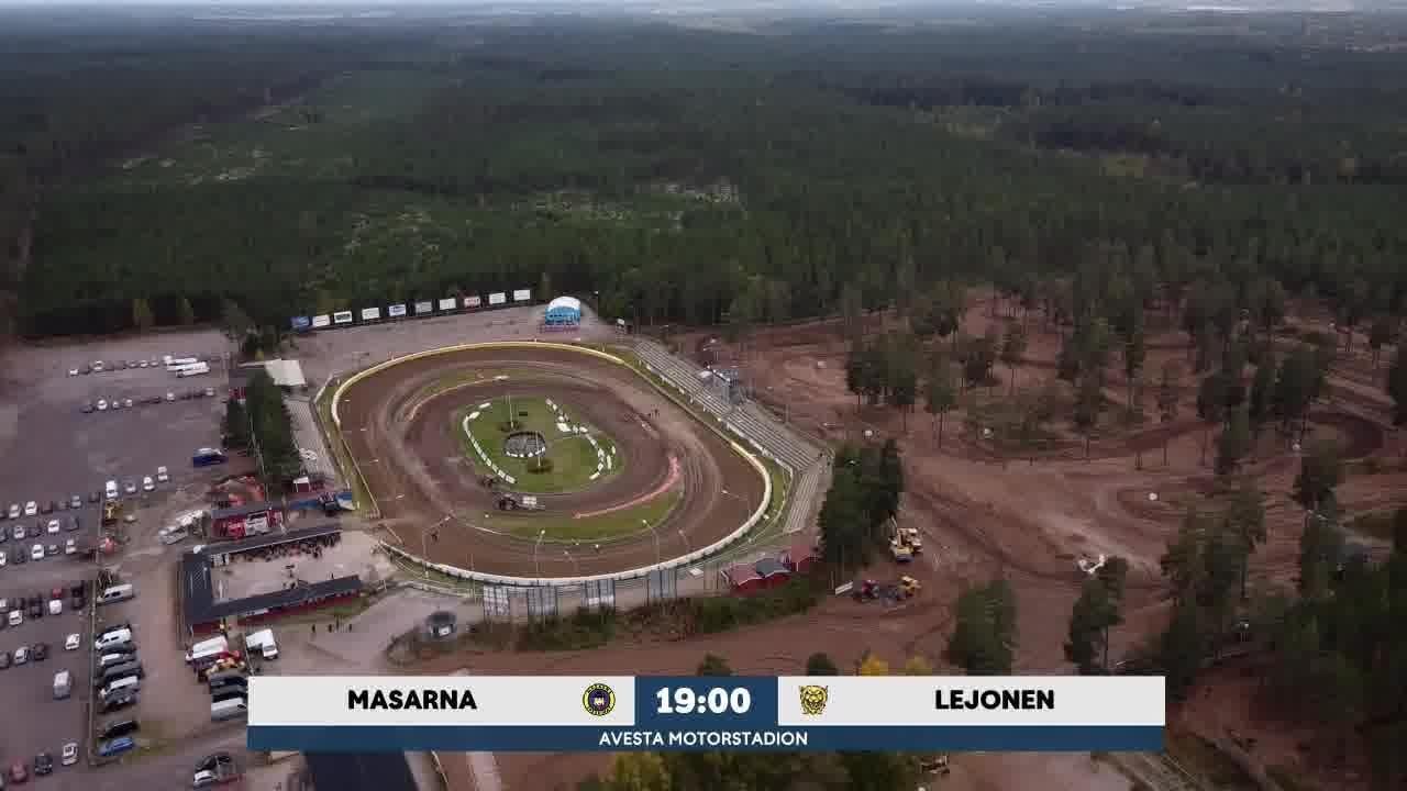 Highlights: Masarna - Lejonen