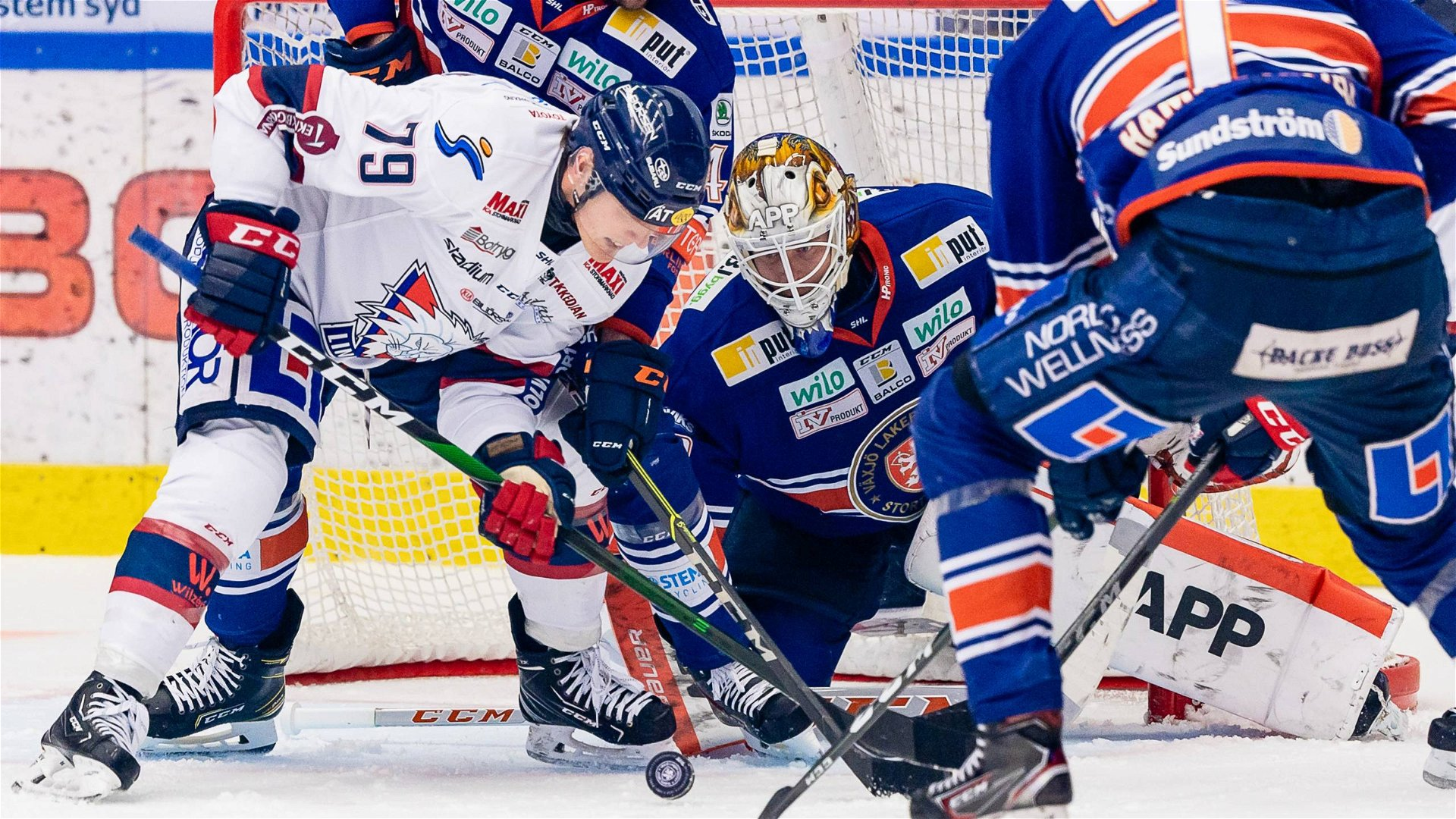 Växjö Lakers - Linköping HC