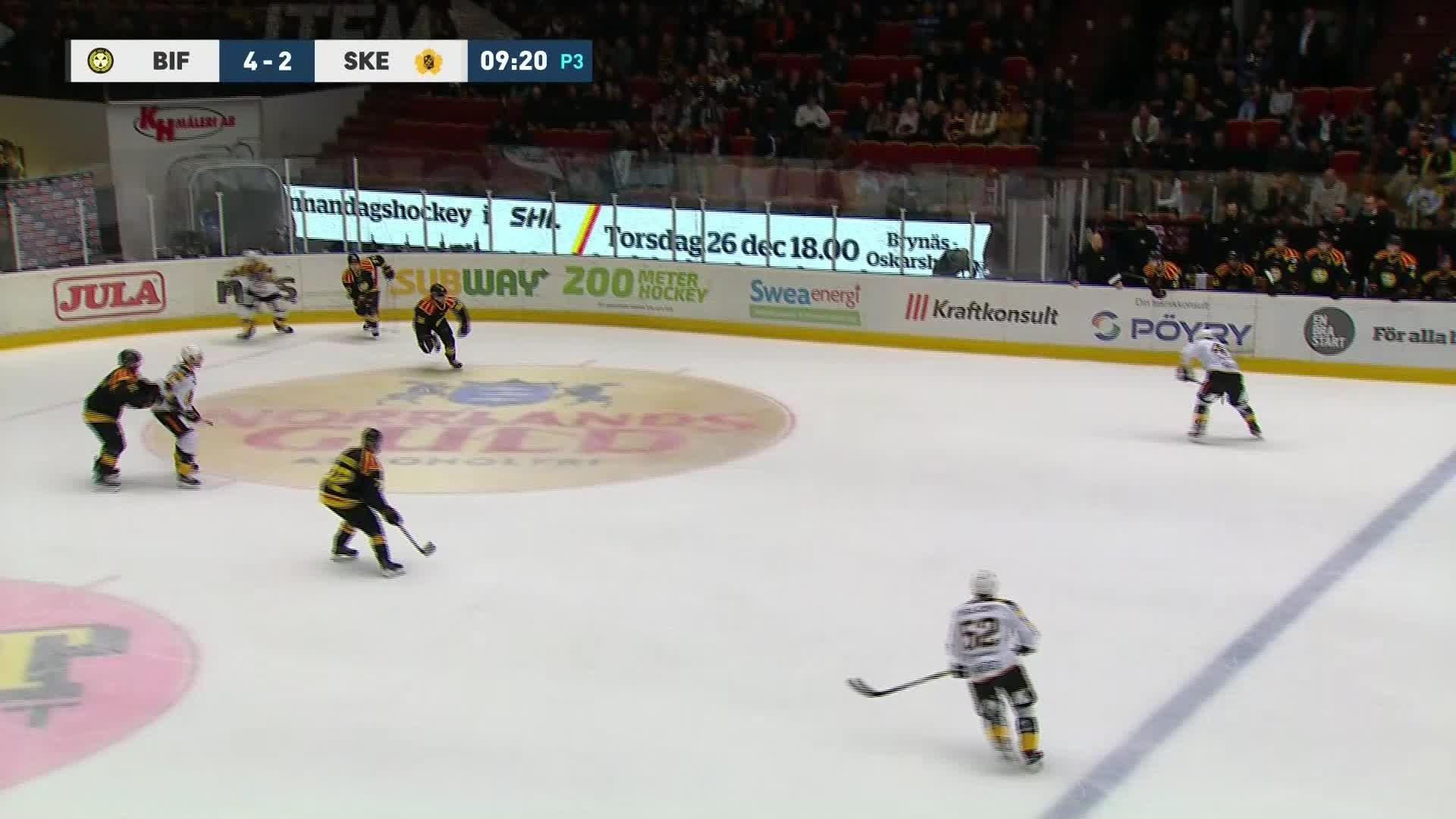 Brynäs IF - Skellefteå AIK 4-3