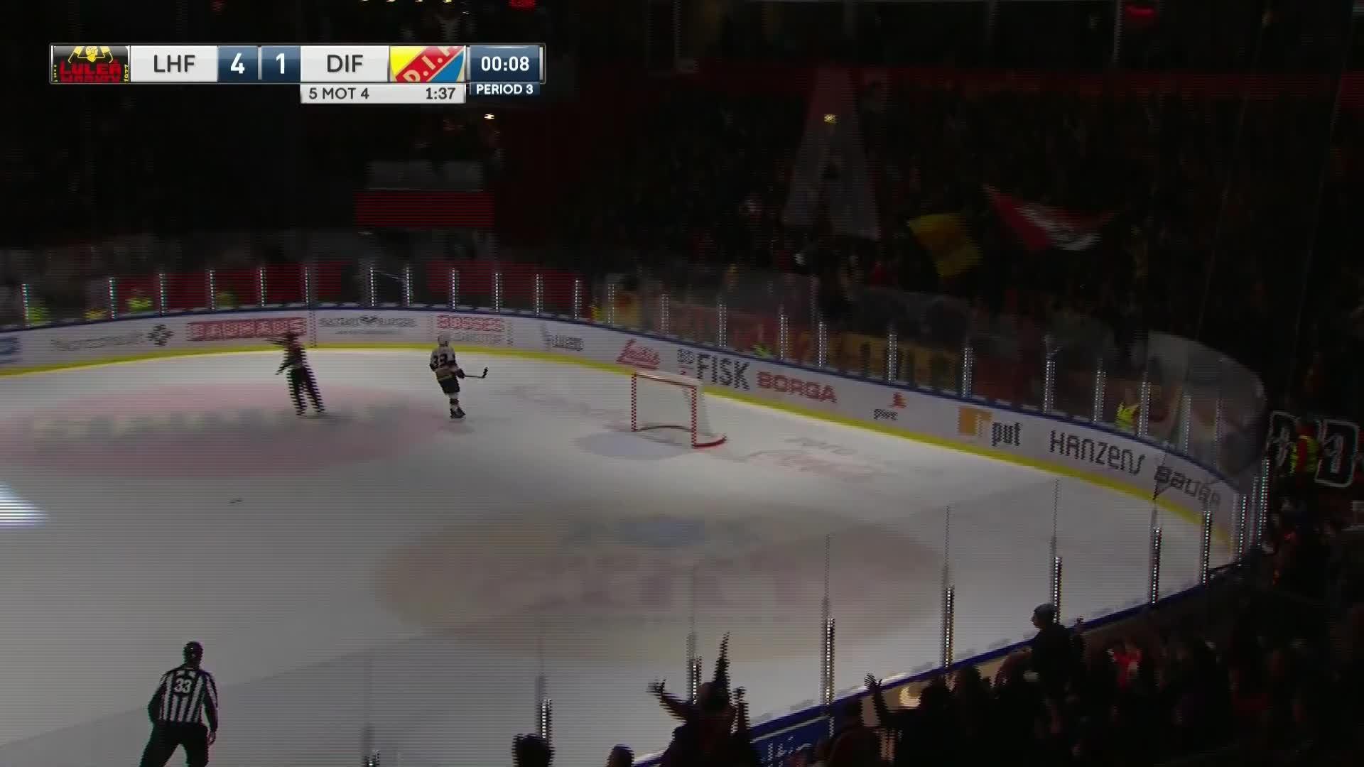 Luleå Hockey - Djurgården Hockey 4-1
