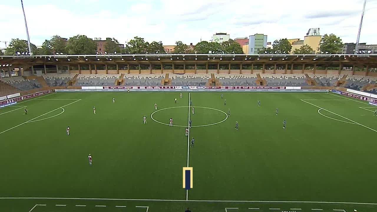 Highlights: Uppsala - Örebro 23 aug