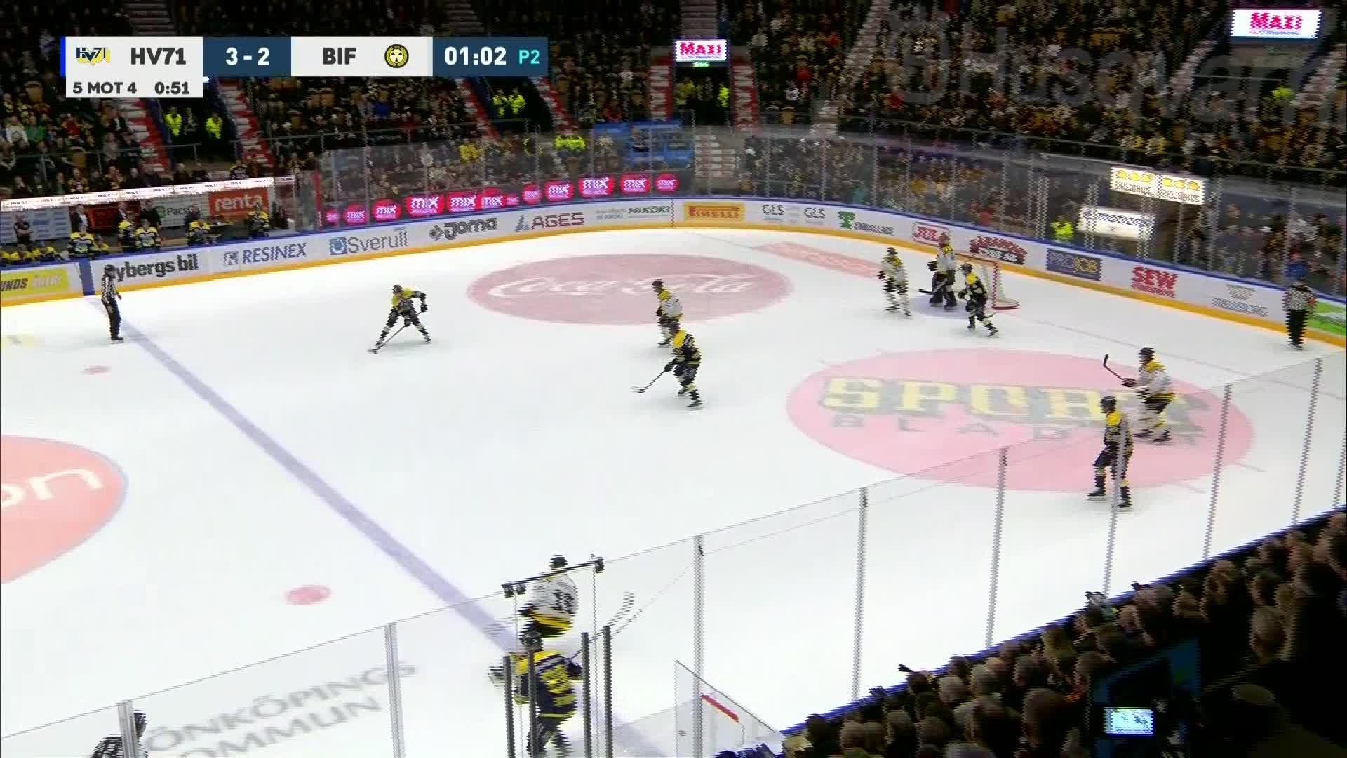HV71 - Brynäs IF 4-2