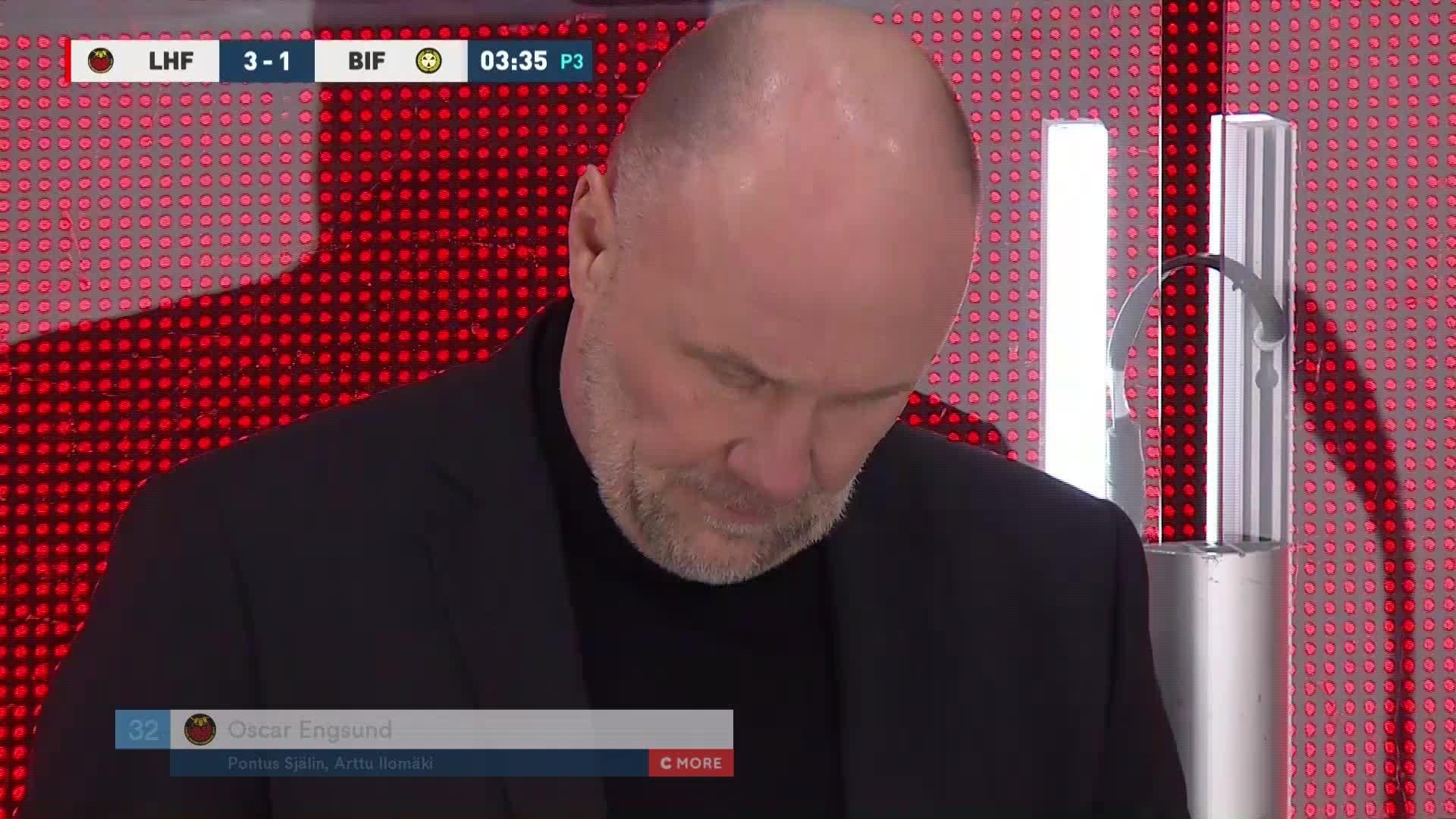 Luleå Hockey - Brynäs IF 3-1