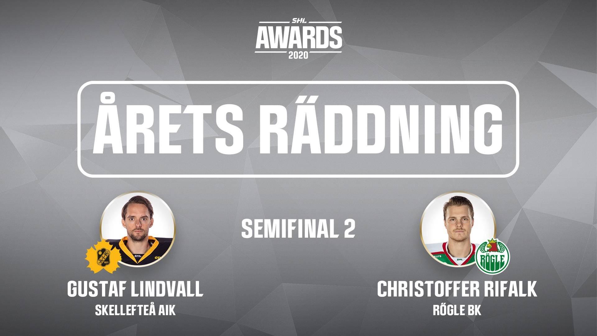 Årets räddning 2019/2020 - Semifinal 2