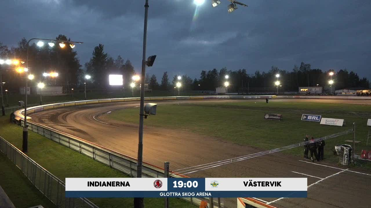 Highlights: Indianerna - Västervik
