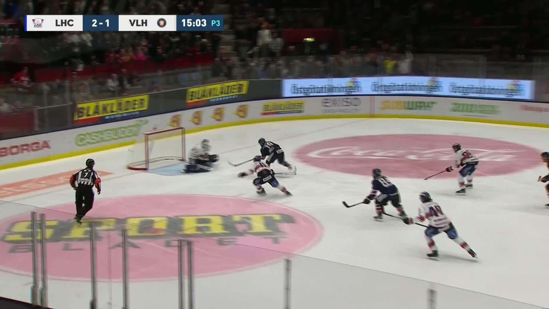 Linköping HC - Växjö Lakers 3-1