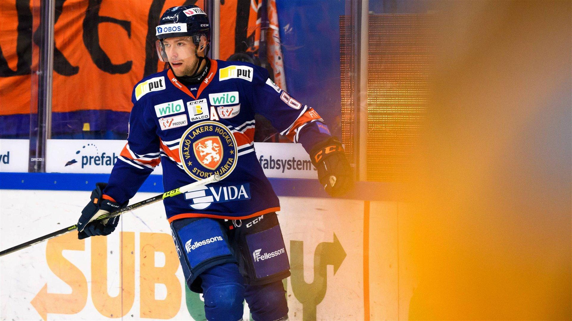 TV: Växjö Lakers - Luleå Hockey