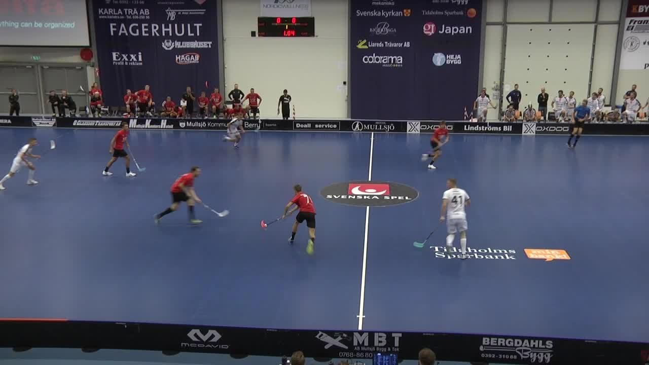 Highlights | Mullsjö AIS-Fagerhult Habo IB | Träningsmatch