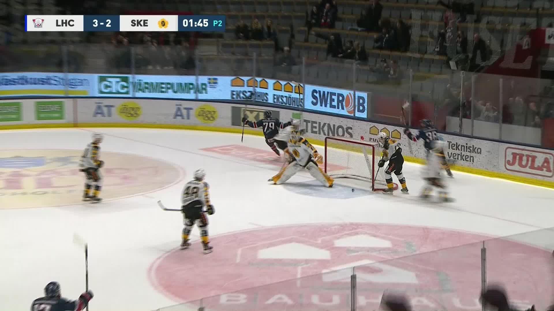 Linköping HC - Skellefteå AIK 4-2