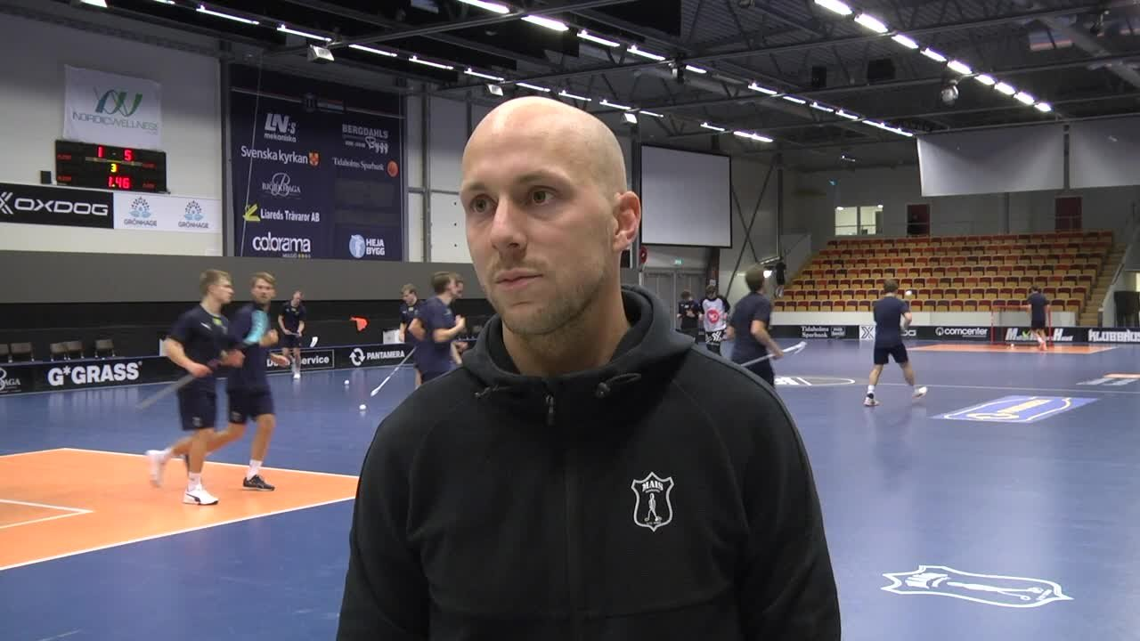 "Alexander Bergström ""Alla längtar efter publiken"""