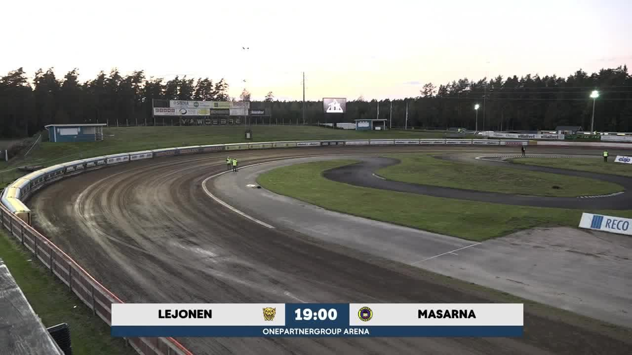 Highlights: Lejonen - Masarna
