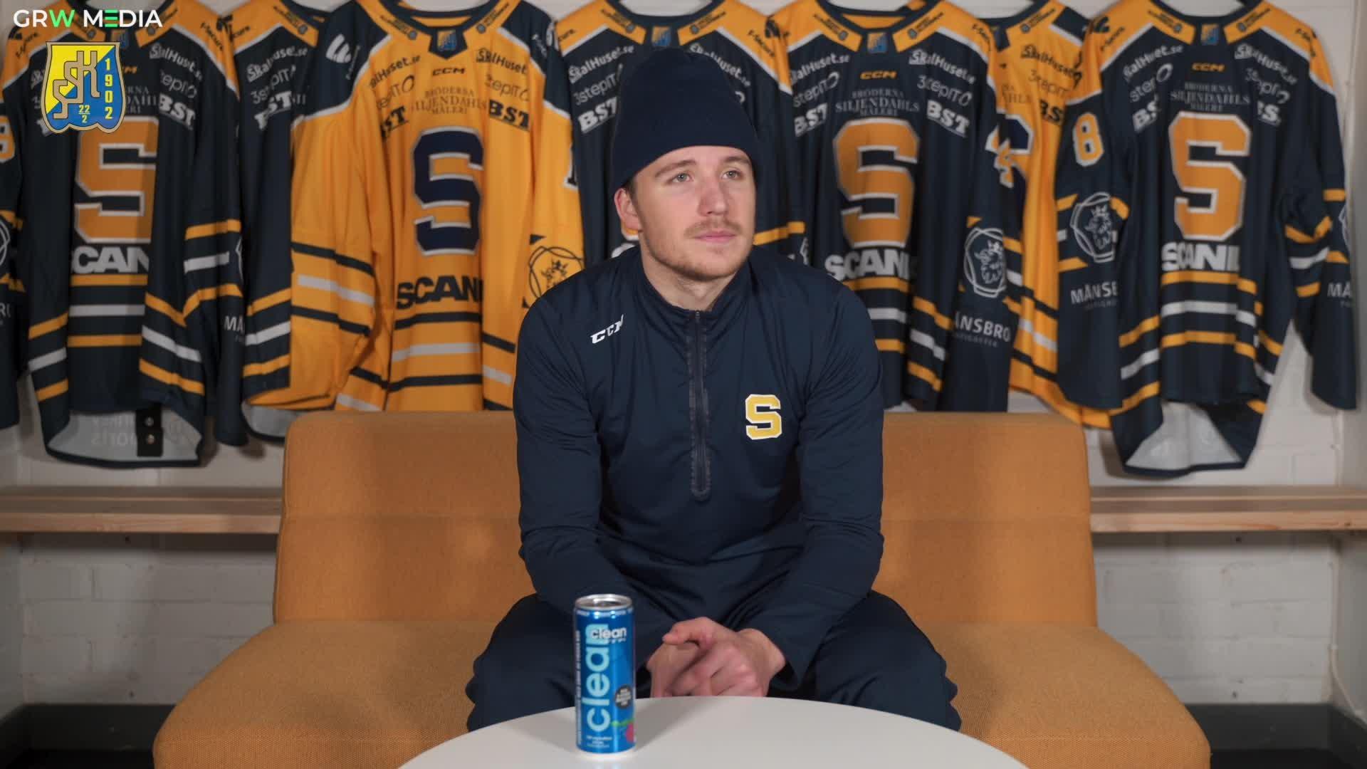 Intervju med Rasmus Kahilainen