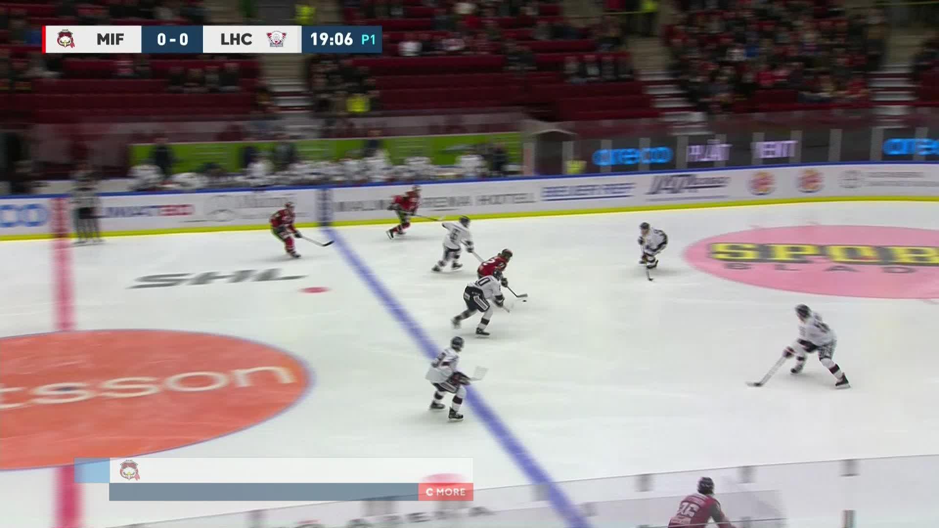 Malmö Redhawks - Linköping HC 1-0