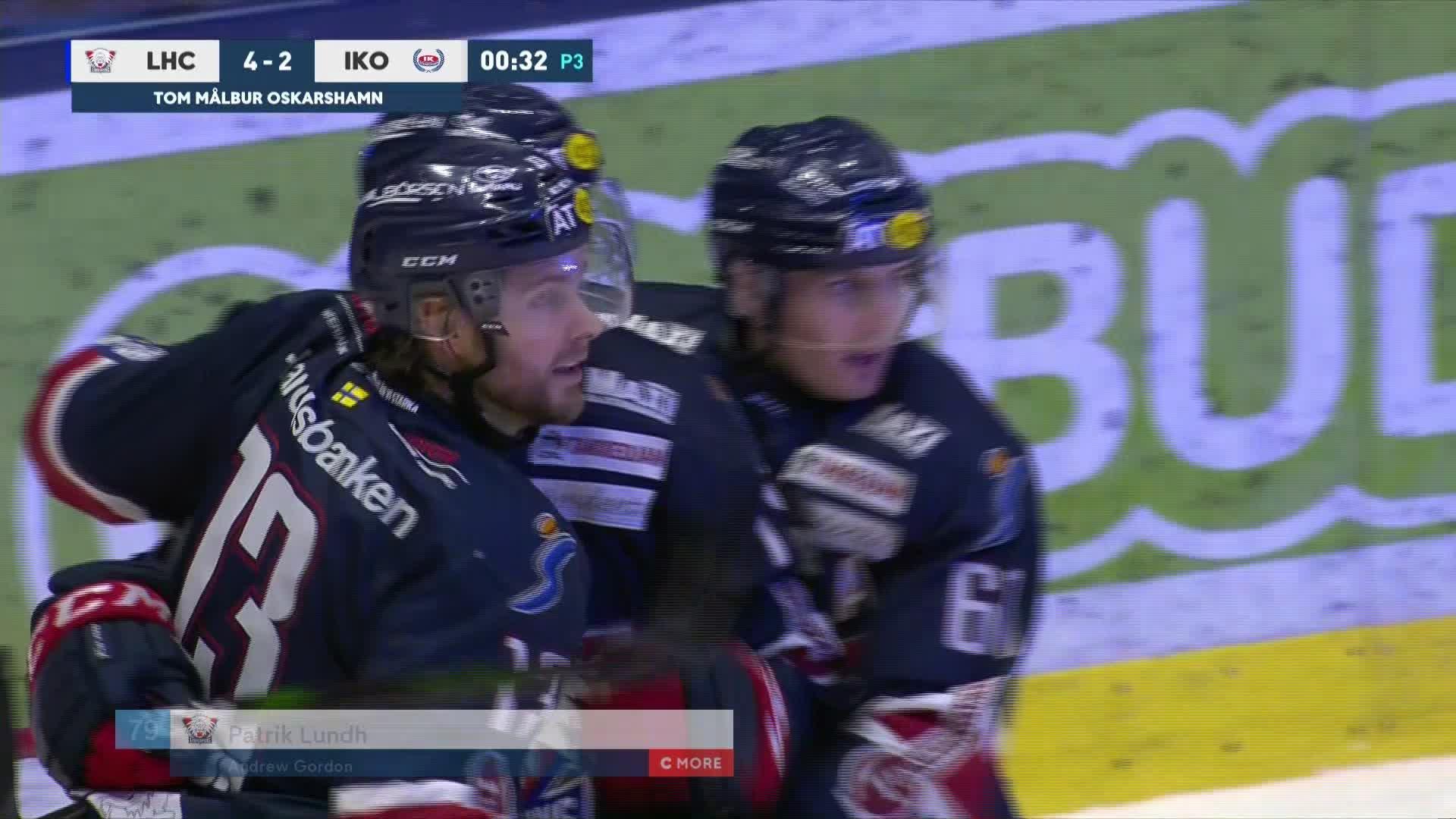 Linköping HC - IK Oskarshamn 4-2
