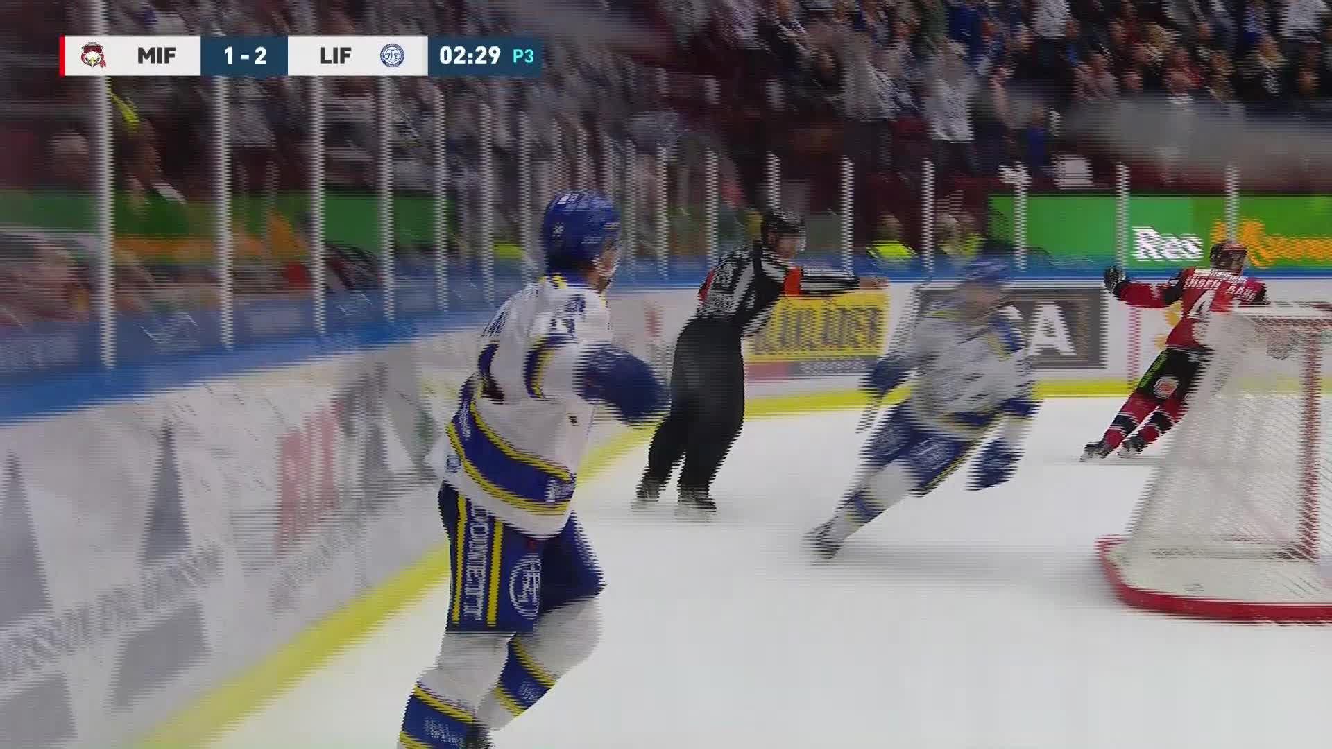Malmö Redhawks - Leksands IF 1-3