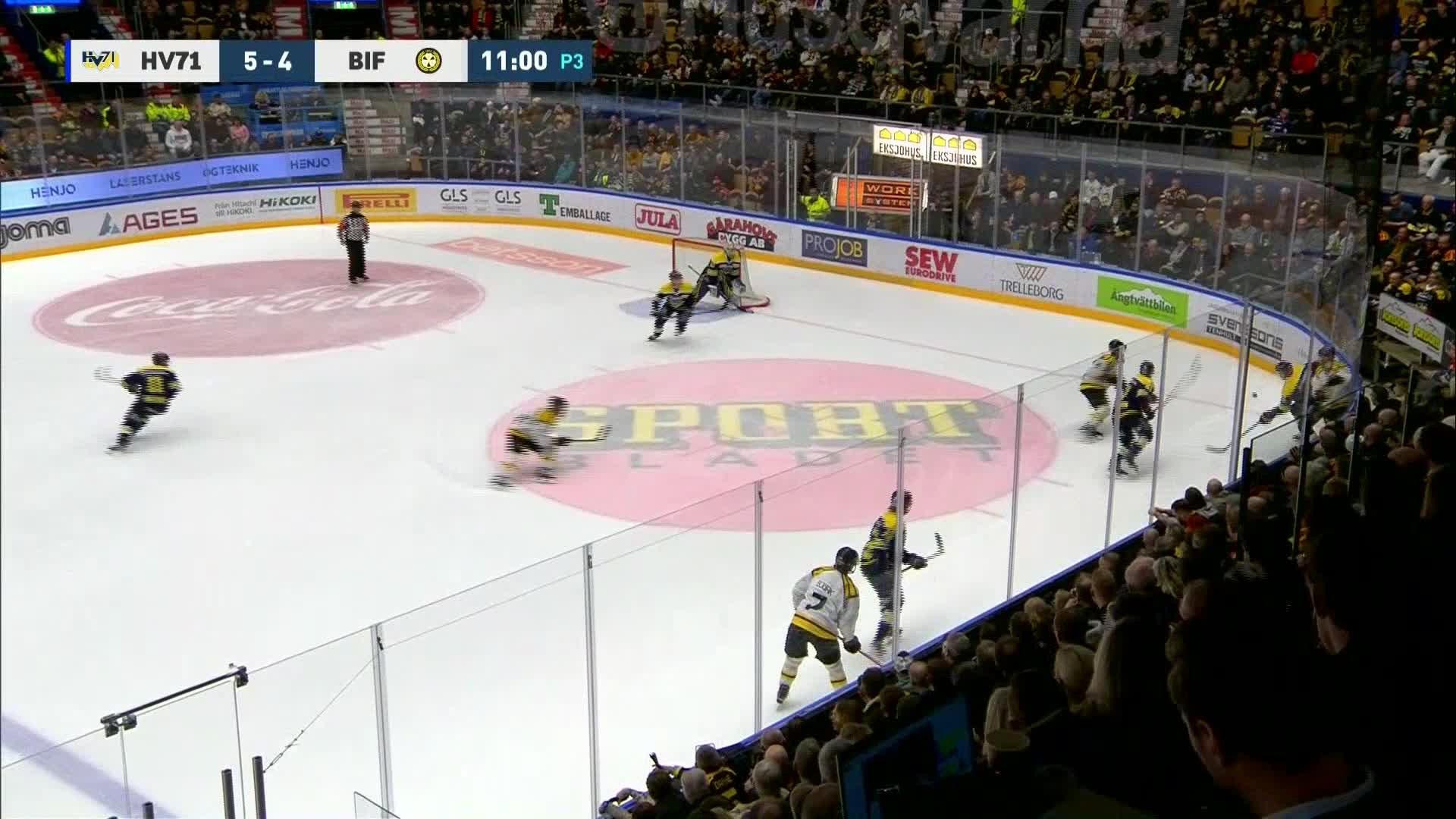 HV71 - Brynäs IF 5-5