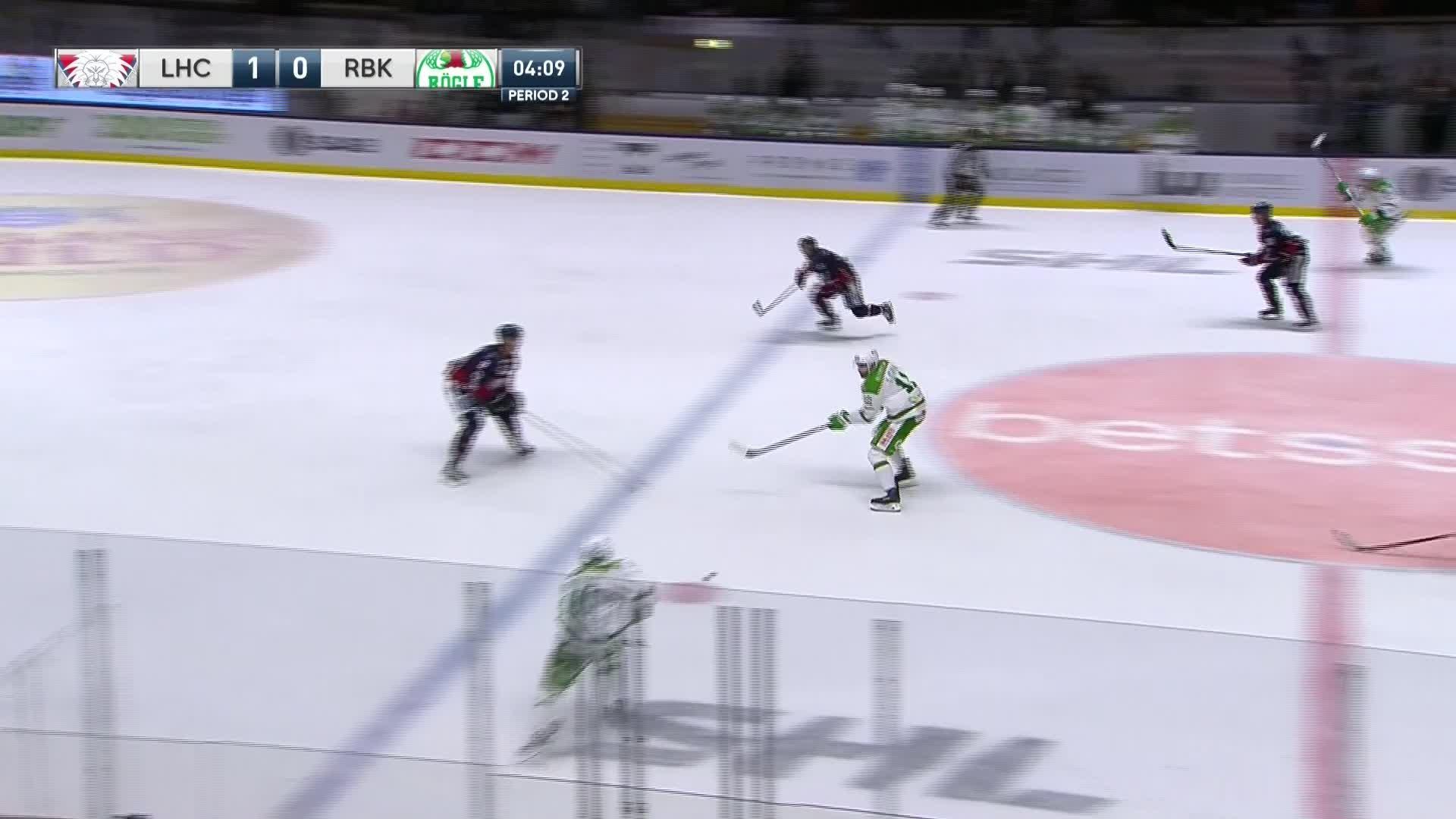 Linköping HC - Rögle BK 1-1