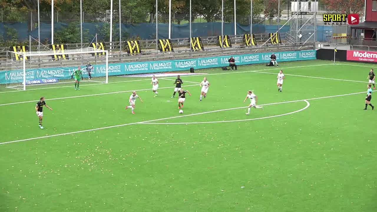 Highlights: AIK-Växjö