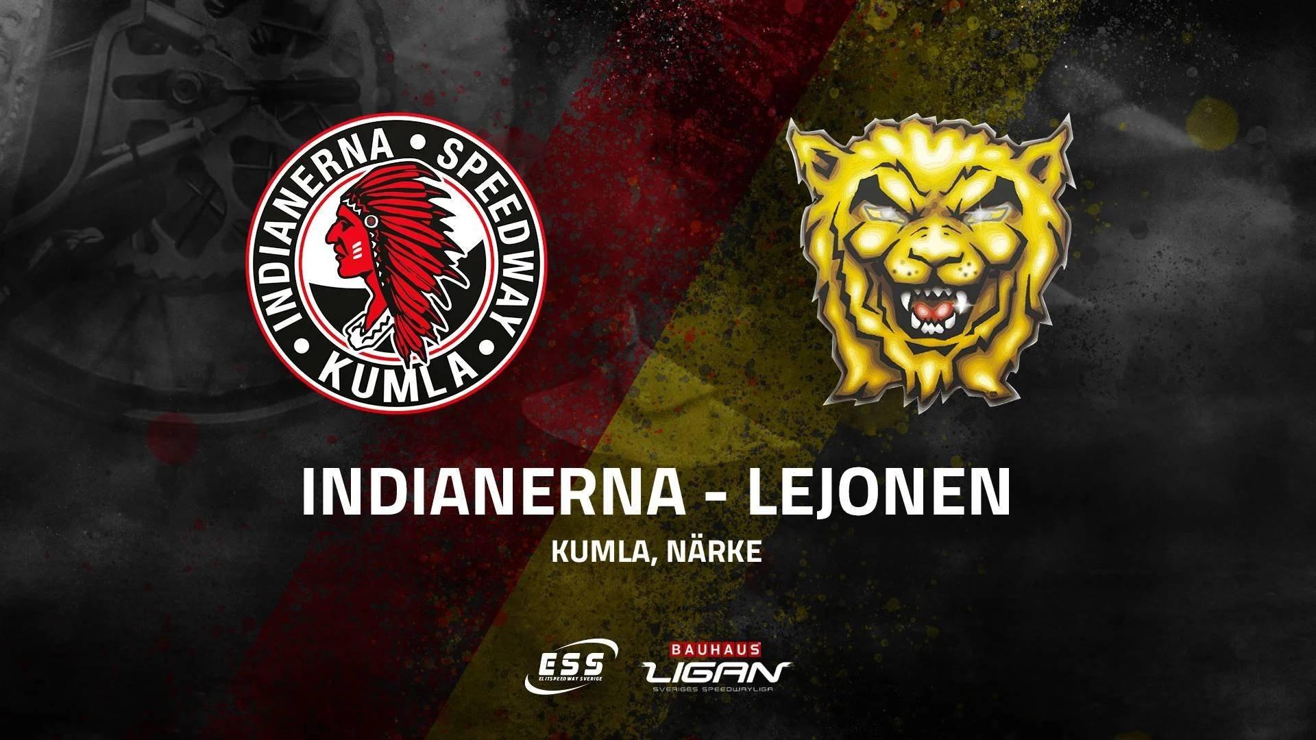 Indianerna - Lejonen