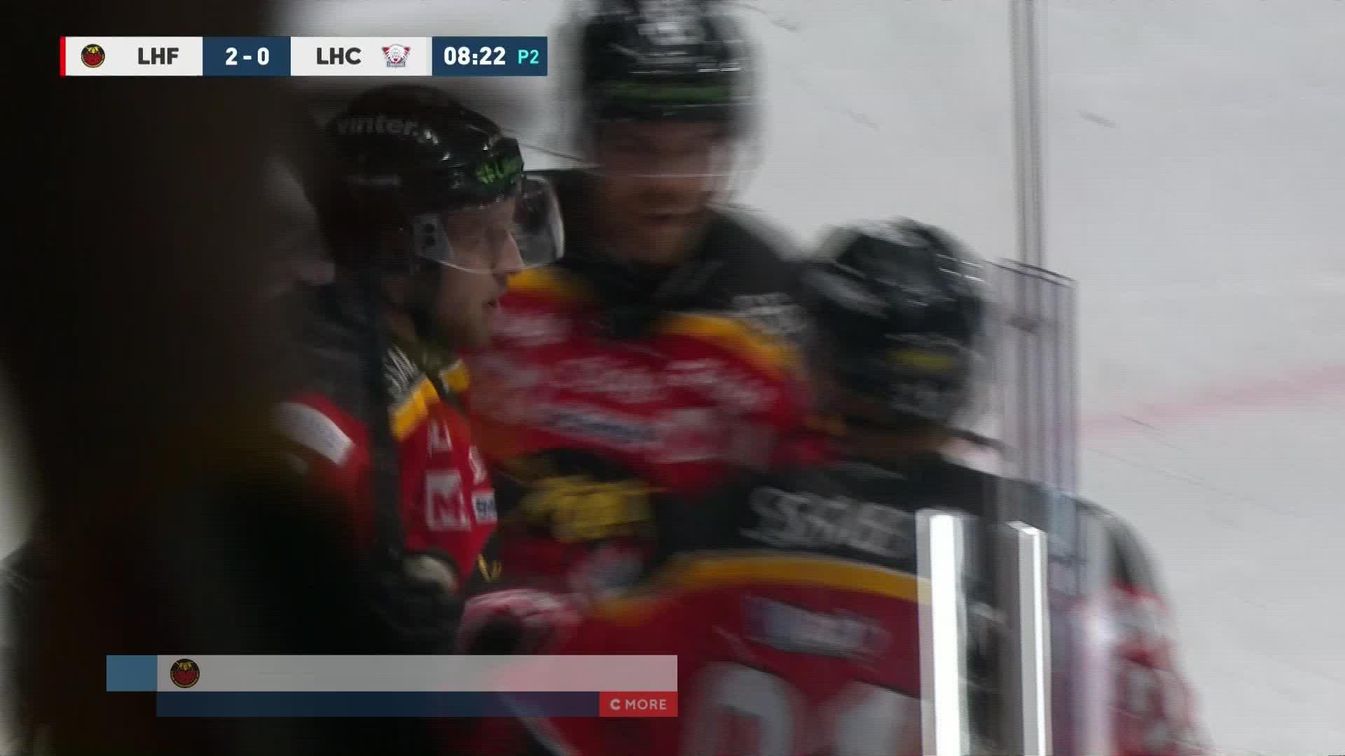 Luleå Hockey - Linköping HC 2-0