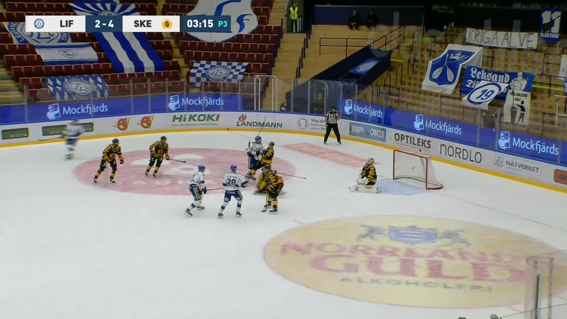 Leksands IF - Skellefteå AIK 3-4