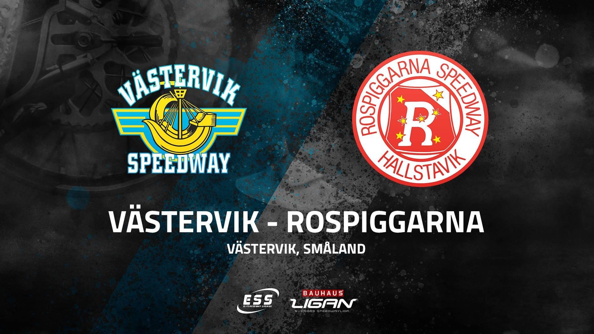 Västervik - Rospiggarna