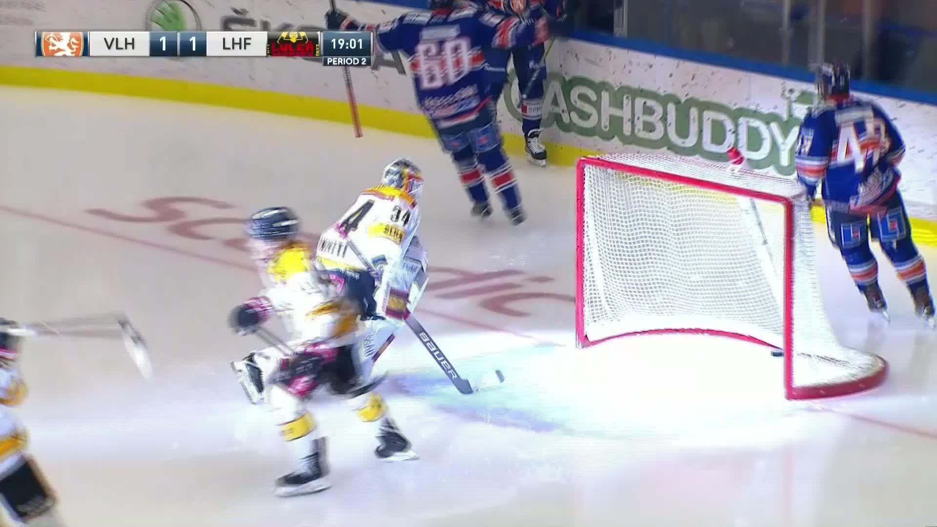 Växjö Lakers - Luleå Hockey 2-1