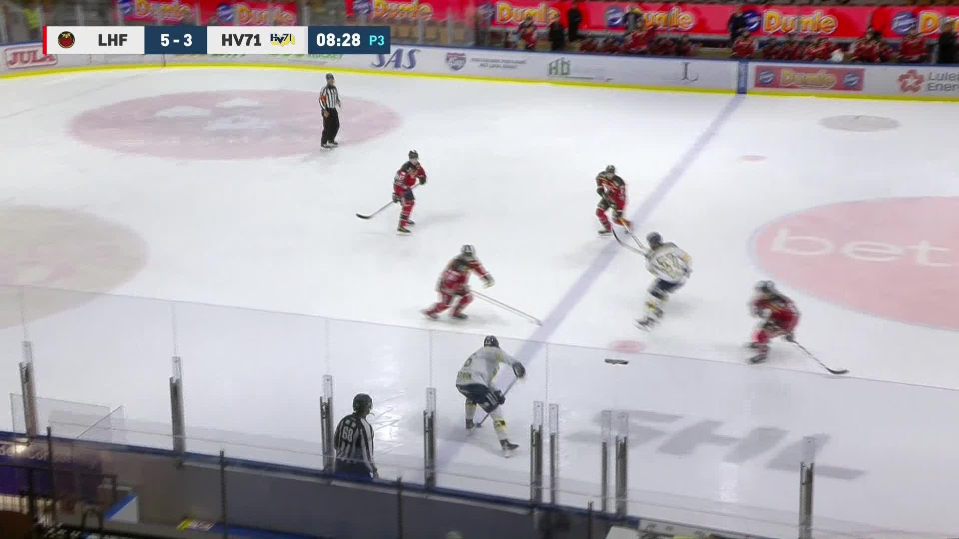 Luleå Hockey - HV71 5-4