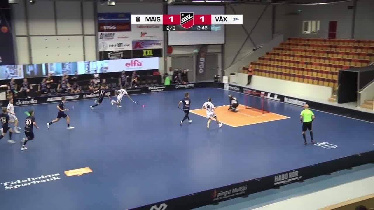 Highlights: Mullsjö AIS - Växjö Vipers